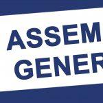 Assemblée Générale Extraordinaire de la JAB - Lundi 10 décembre 2018