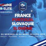 La JAB recevra deux rencontres U19 Filles dont la France !!!