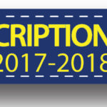 Inscription FOOTBALL pour la saison 2017 / 2018