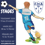 Rejoins les stages JAB football !!!