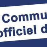 Communiqué officiel - J.A.BIARRITZ