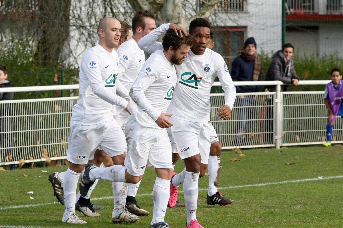 Mario Aguirre et Willy Duventru ont inscrits 3 des 6 buts biarrots à Lormont