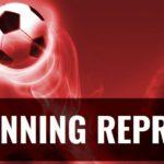 Dates de reprise et horaires des entrainements Football