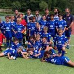 Infos sur les dates d'entraînements et programme école de foot