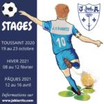 Rejoins les stages JAB football !!!